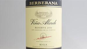 Berberana Viña Alarde Reserva 2006