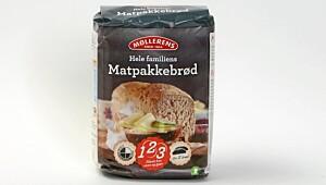 Møllerens Hele familiens Matpakkebrød