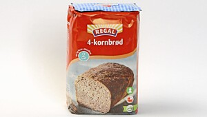 Regal 4-kornbrød
