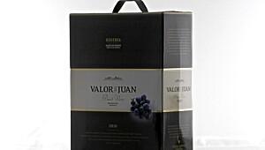 Valor de Juan Pinot Noir 2010