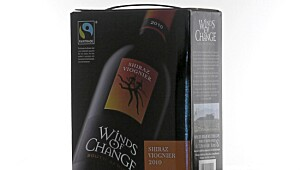 Winds of Change Shiraz Viognier 2010