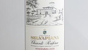Selvapiana Chianti Rufina 2009