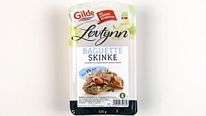 Gilde Løvtynn Baguetteskinke