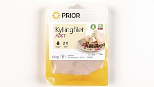 Prior Kyllingfilet Røkt
