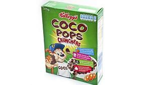 Kellogg's Coco Pops Crunchers