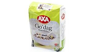 Axa Go'Dag Fruktmüsli