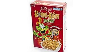 Kelloggs's Honni-Korn Smacks