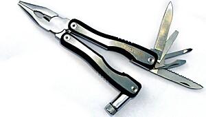 Biltema Multi-Function Plier