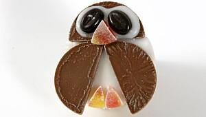 Ugler i mosen-muffins