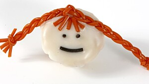Her kommer Pippi Langstrømpe-muffins
