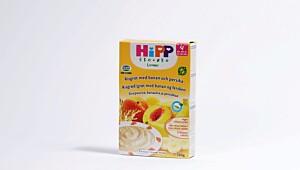 Grøtene fra Hipp