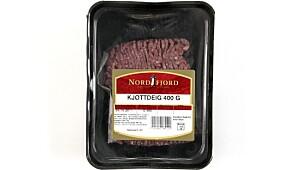 Nordfjord Kjøttdeig