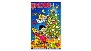 Haribo Advent-kalender