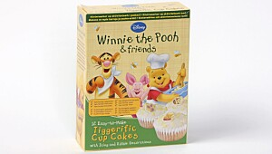 Disney Winnie the Pooh & Friends Cup Cakes