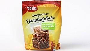 Toro Langpanne Sjokoladekake