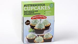Møllerens Butterscotch Cupcakes