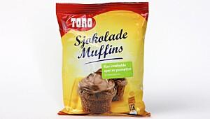 Toro Sjokolademuffins