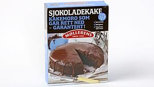 Møllerens Sjokoladekake