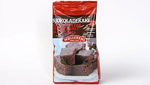 Møllerens Sjokoladekake Kakemons