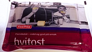 First Price Hvitost