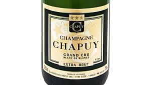 Chapuy Grand Cru Blanc de Blancs Extra Brut