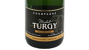 Michel Turgy Grand Cru Blanc de Blancs Brut Millésimé 2008