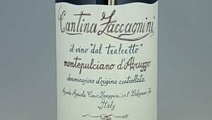 Zaccagnini Montepulciano d'Abruzzo 2013
