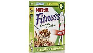 Nestle Fitness Crunchy Hazelnut