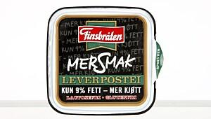 Finsbråten MerSmak Leverpostei