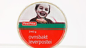FirstPrice Ovnsbakt leverpostei