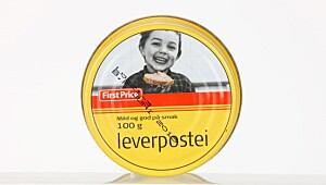 FirstPrice leverpostei