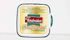 Finsbråten Gullpostei Leverpostei