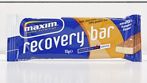 Maxim Recovery Bar Caramel & hazelnut