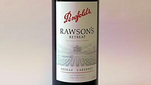 Penfolds Rawson's Retreat Shiraz Cabernet Sauvignon 2008
