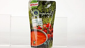 Knorr Organic Creamy Tomato Soup