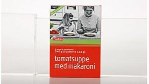 FirstPrice Tomatsuppe med makaroni