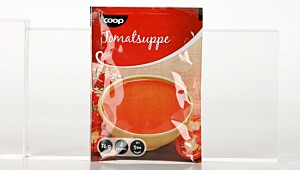 Coop Tomatsuppe (rød topp)