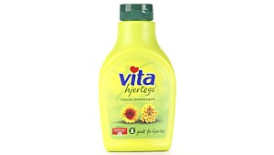 Vita hjertego' flytende margarin