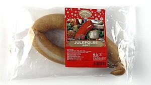 Matmestern Julepølse Røkt