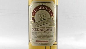Lysholm Sodd Aquavit