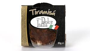 Dolce Italia Tiramisú
