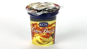 Kos Crème Brulée