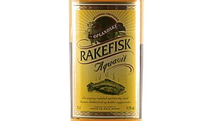 Oplandske Rakefisk Aquavit