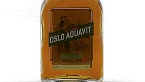 Simers Oslo Aquavit