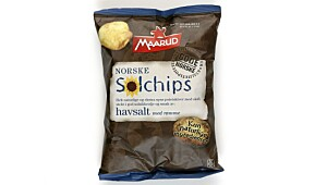 Maarud Norske Solchips Havsalt