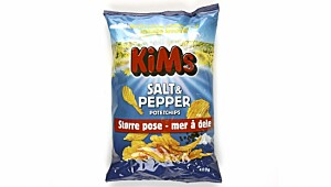 Kims Salt & Pepper Potetchips