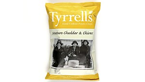 Tyrrells Mature Cheddar & Chives