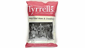 Tyrrells Honey Roast Ham & Cranberry