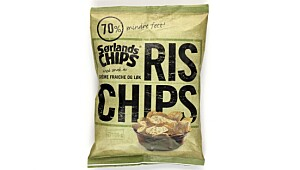 Sørlandschips Ris Chips