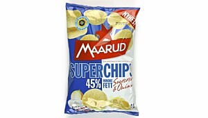 Maarud Superchips Sourcream & Onion